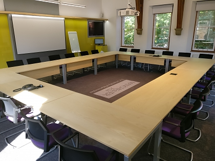 Meeting Room Facilities Manchester